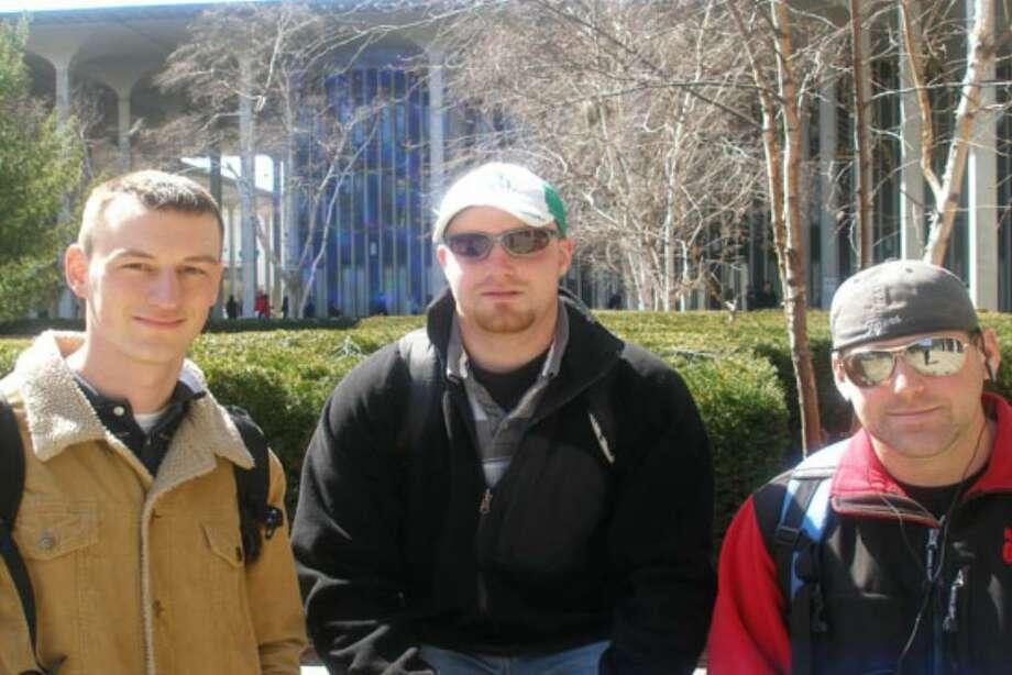 Were you seen at 2009 Podium and UAlbany campus? Photo: Melissa Brabham