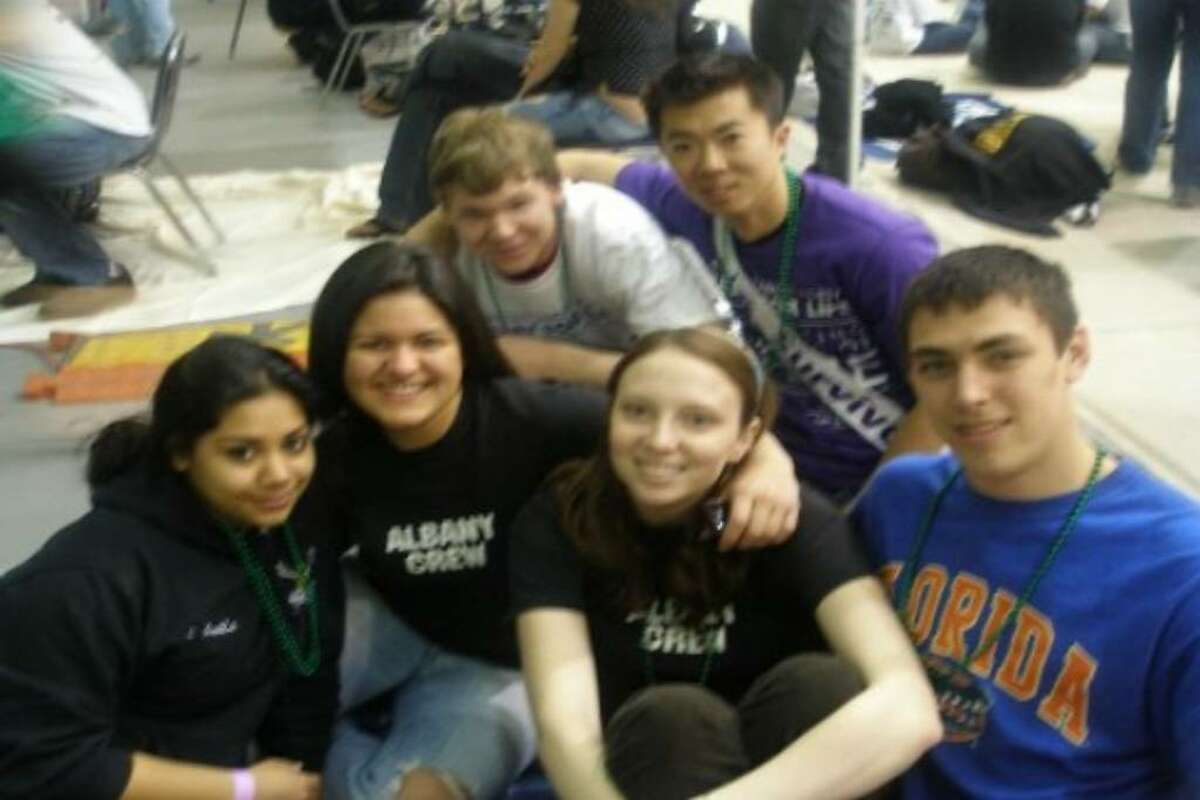 Were you seen at 2009 Relay for Life at UAlbany?