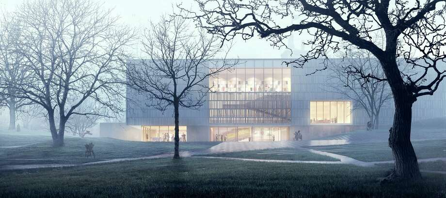 A rendering of the New Bruce art wing. Photo: Bruce Museum / Contributed Photo