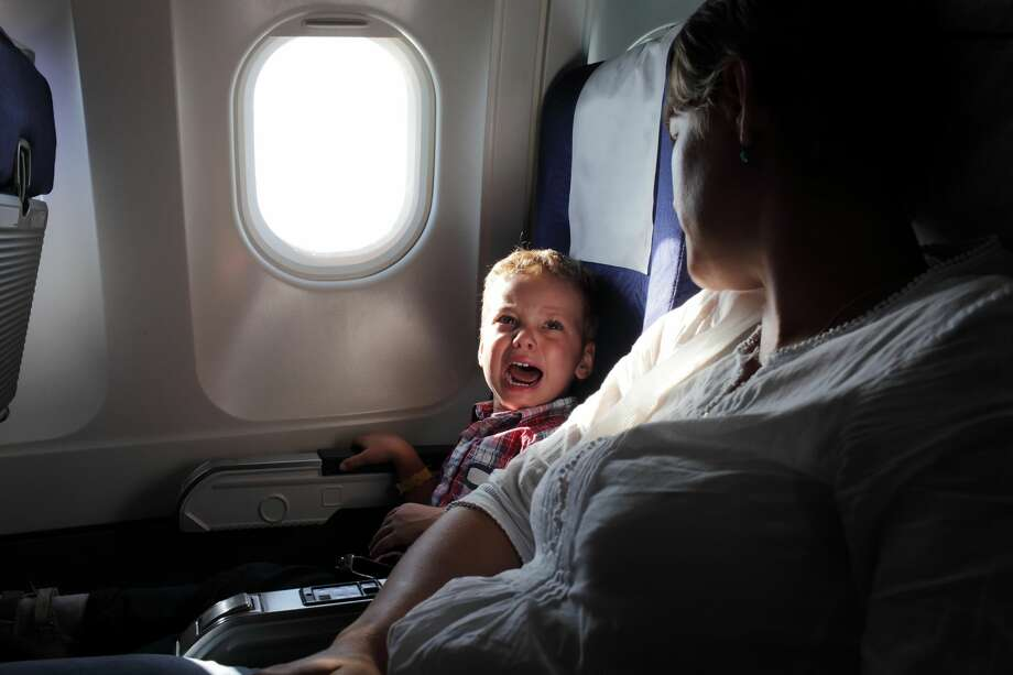 Ever wonder why you tear up at movies on planes? There's a reason for it. Photo: Radist/Getty Images/iStockphoto