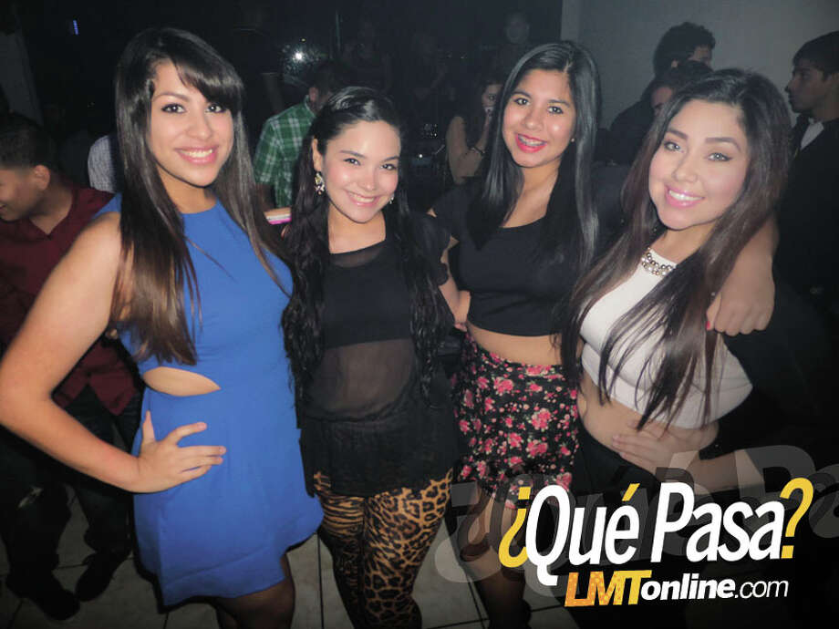 Laredoans party out & about the town in these photos from the ¿Qué Pasa? 2014 archives. Photo: Jose Gustavo Morales / Copyright 2012