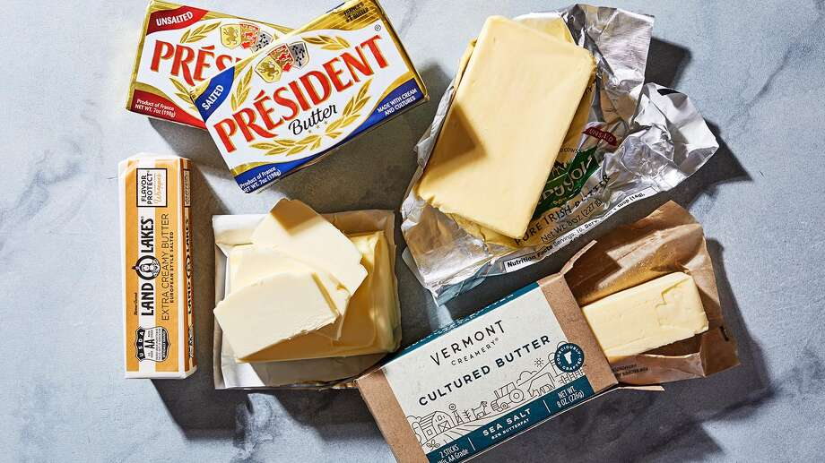 How to put fancy, high-fat butter to its best use