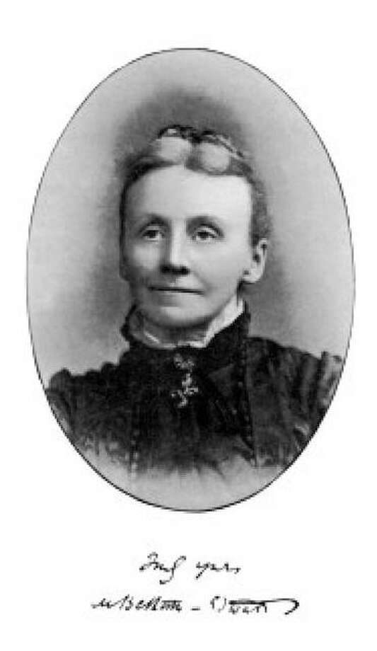 Matilda Betham-Edwards Photo: Wikipedia