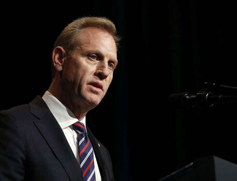 Acting Secretary of Defense Patrick Shanahan speaks during a Missile Defense Review announcement at the Pentagon in Arlington, Va., on Jan. 17. Shanahan has withdrawn from consideration to take over the job permanently. A reader questions the Trump Administration's process of vetting its cabinet members considering all the controversy. Photo: Martin H. Simon /TNS / Abaca Press