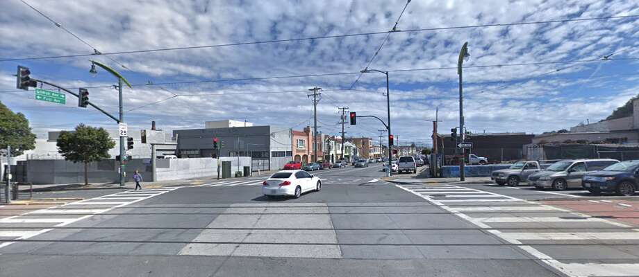 A silver Mercedes-Benz was speeding on Third Street and didn't stop at a red light at the Paul Avenue intersection, causing a collision with a silver Toyota sedan, police said.