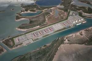 Houston liqueified natural gas company NextDecade is seeking permission from the Federal Energy Regulatory Commission to build its Rio Grande LNG export terminal at the Port of Brownsville. If approved, the plant will produce up to 27 million metric tons of liquefied natural gas for export per year.