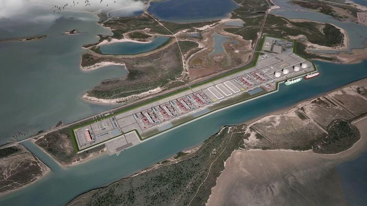 NextDecade partners with Enbridge to build proposed pipeline for Rio Grande LNG