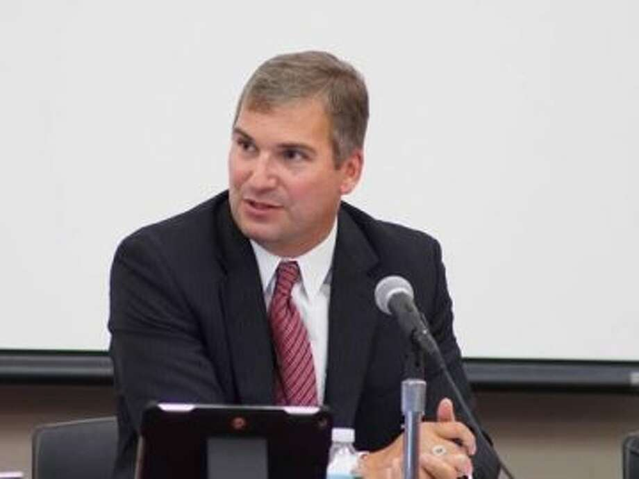Dr. Bryan Luizzi, superintendent of New Canaan Public Schools.Contributed photo