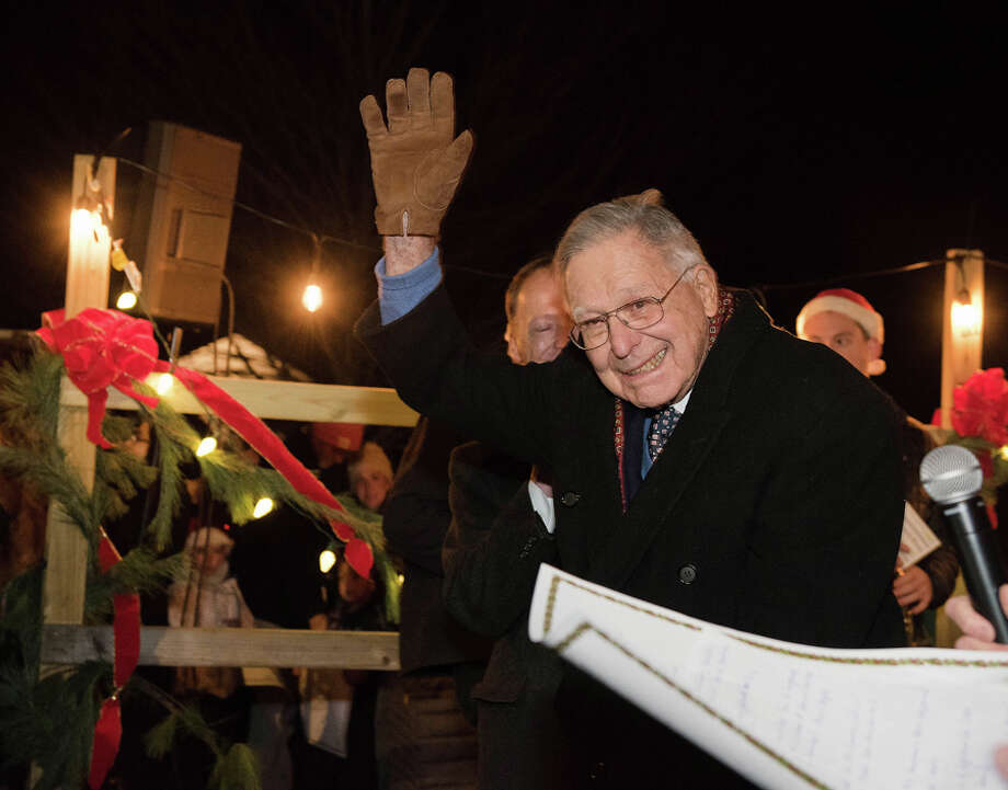 Christmas Caroling on God's Acre December 24, 2018