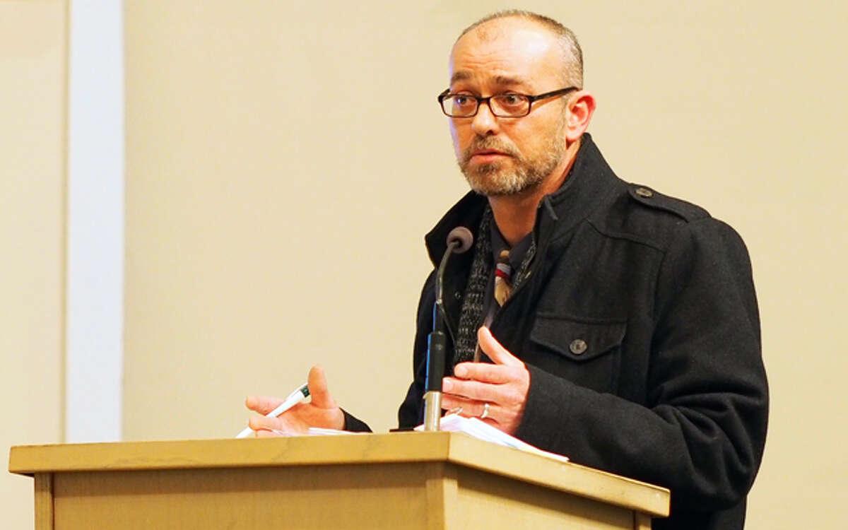 Sebastian Caldarella, the New Canaan tax assessor.