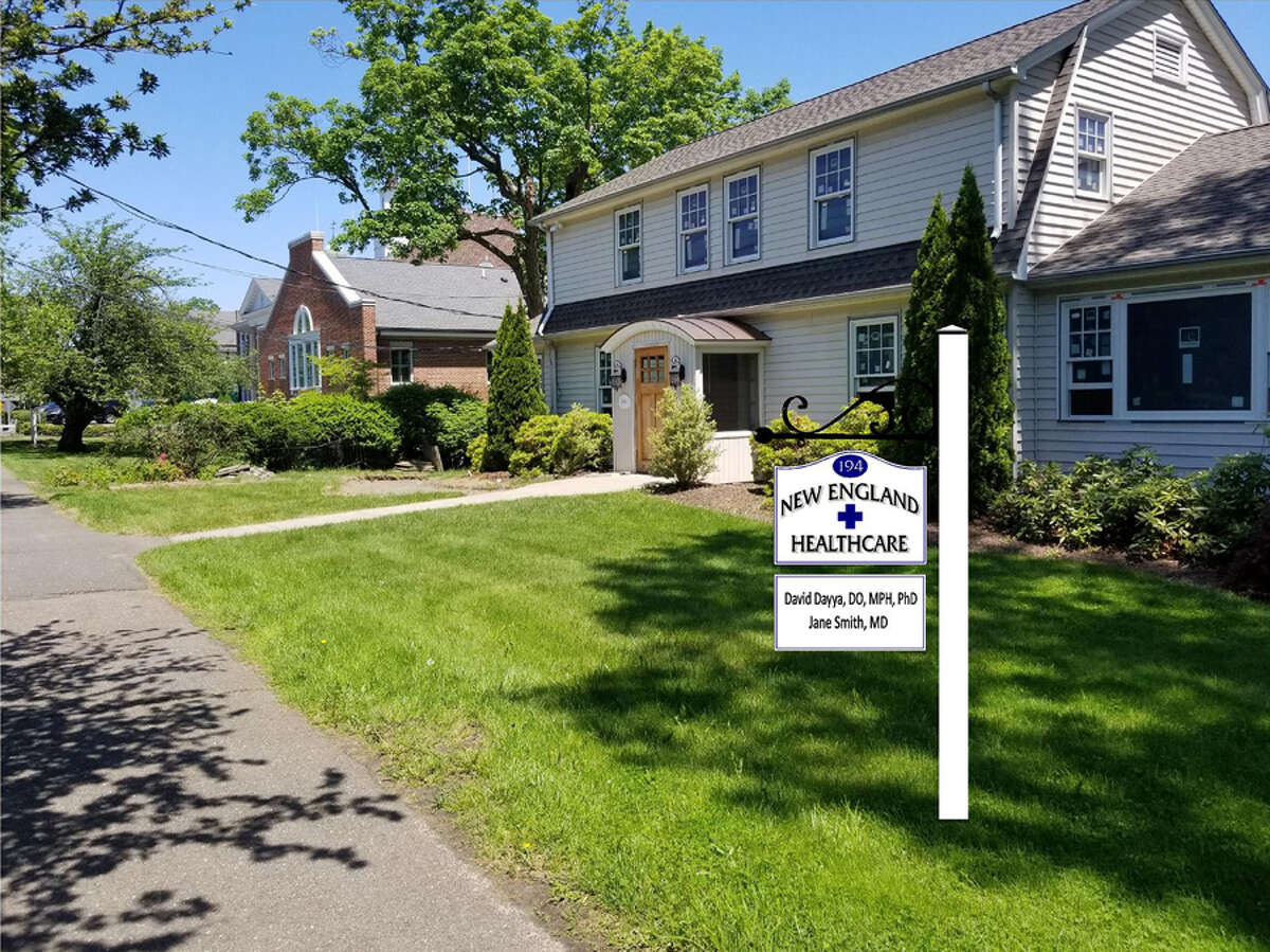 A proposed sign for Dr. David Dayya's new medical office raised concerns with the Planning & Zoning Commission at its Nov. 27 meeting due to its size and its similarity to a real estate sign. New Canaan: The Planning and Zoning Commission has delayed action on a doctor's sign.