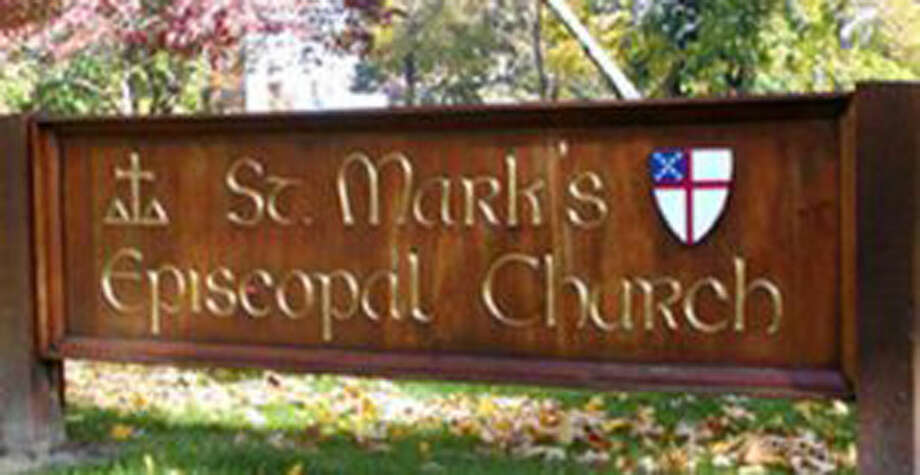 A former inmate, and prison blogger speaks at the New Canaan Men's Club's next meeting this coming Friday Jan. 25, 2019. St. Mark's Episcopal Church sign