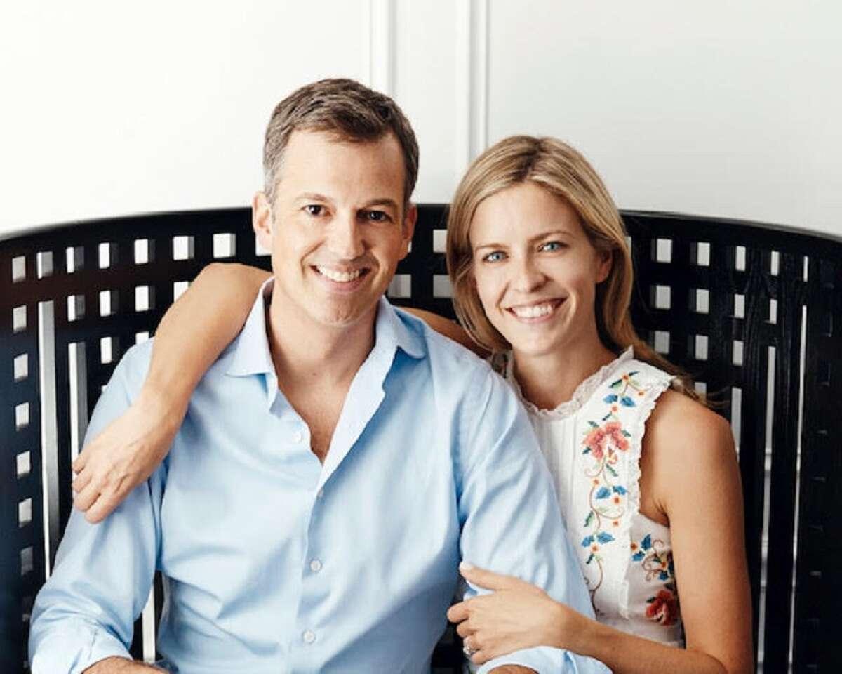New Canaan: Marina Rutherfurd and Adrian Ulrich recently married in the Bahamas. Adrian Ulrich, Marina Rutherfurd