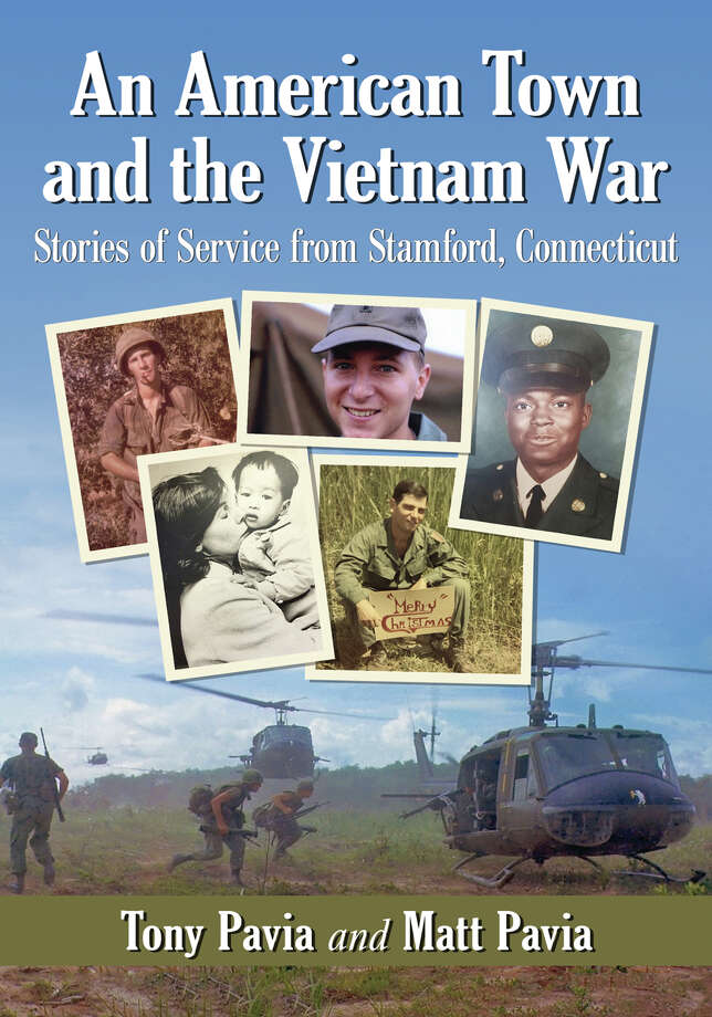 A former New Canaan High School principal has co-authored a book of local memories of the Vietnam War.