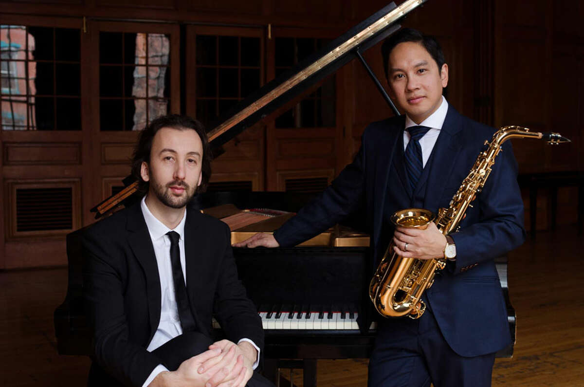 New Canaan: The Prometheus Duo will perform Nov. 11.
