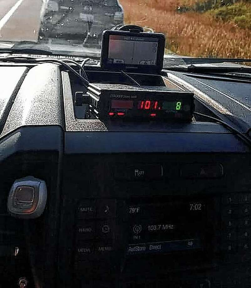 Cass County deputies are cracking down on reckless driving along Illinois Route 125. Speeding and passing in no-passing zones appear to be the biggest problems. Photo: Courtesy Cass County Sheriff's Department