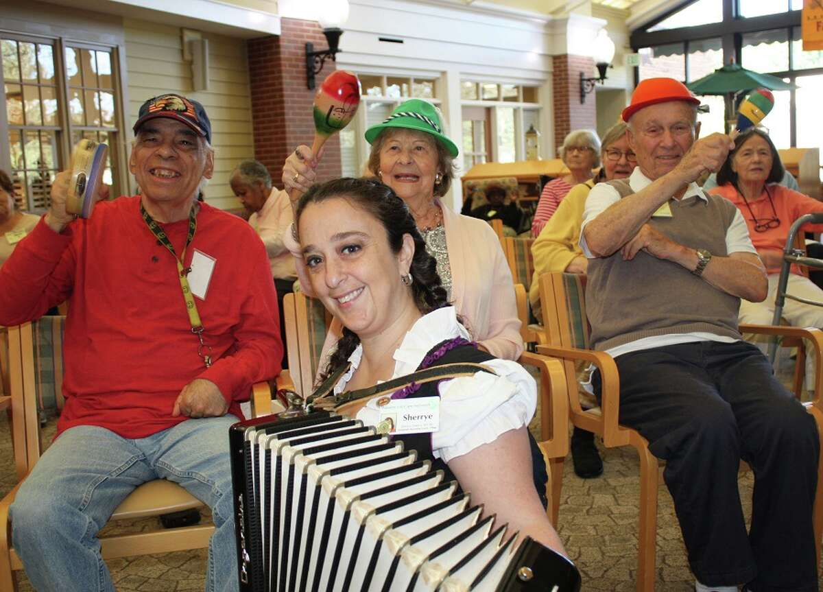 The Waveny LifeCare Network in New Canaan recently held its Oktoberfest.