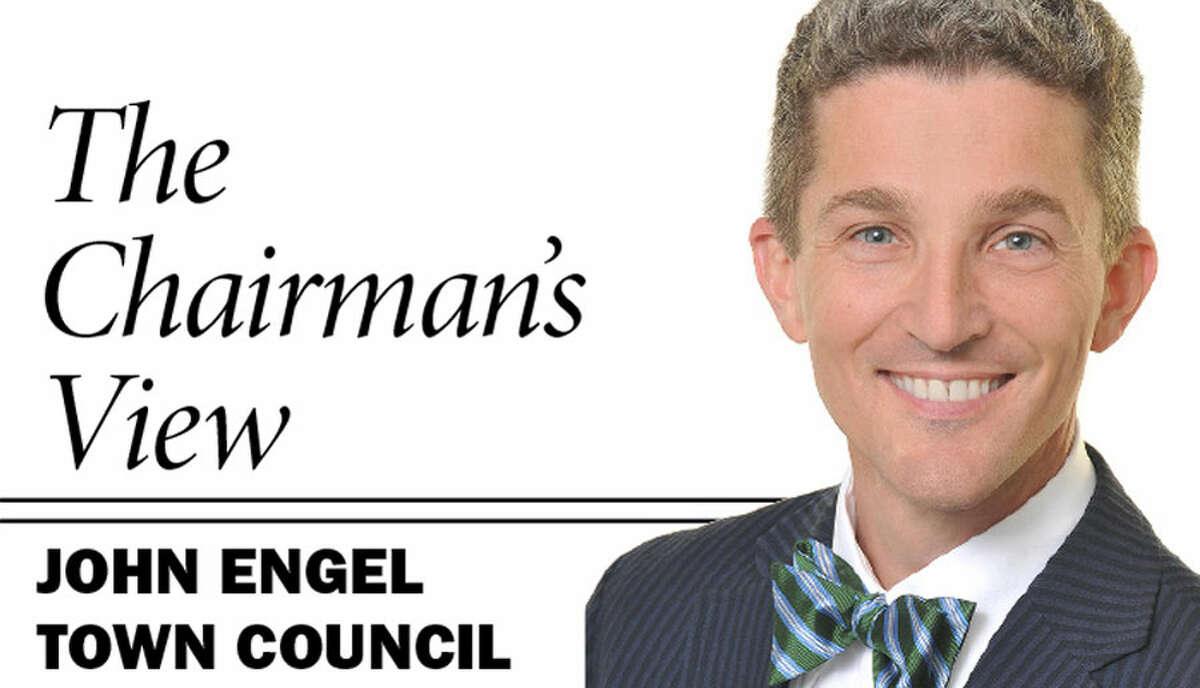 A guest column from New Canaan Town Council Chairman John Engel.