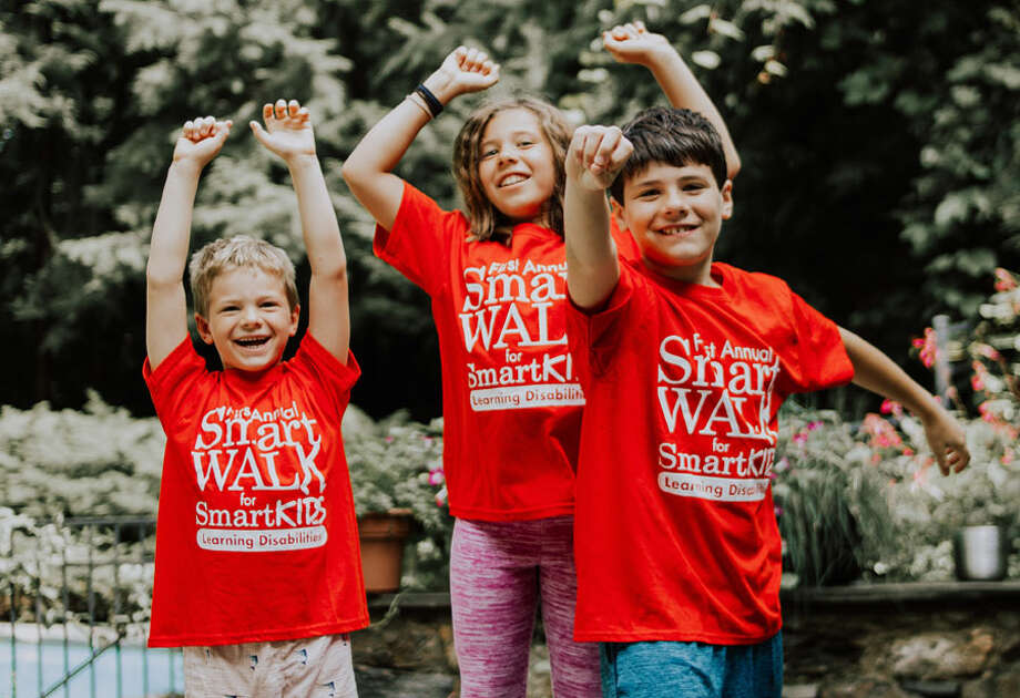 "Join New Canaan resident Stacey Hafen in a ""Smart Walk"" for children with learning disabilities this coming Sunday Oct. 21, 2018."
