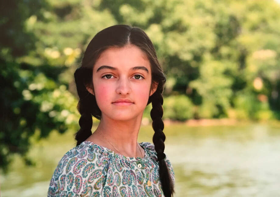 A New Canaan resident has achieved the top ACT score. Anna - Thérèse Mehra