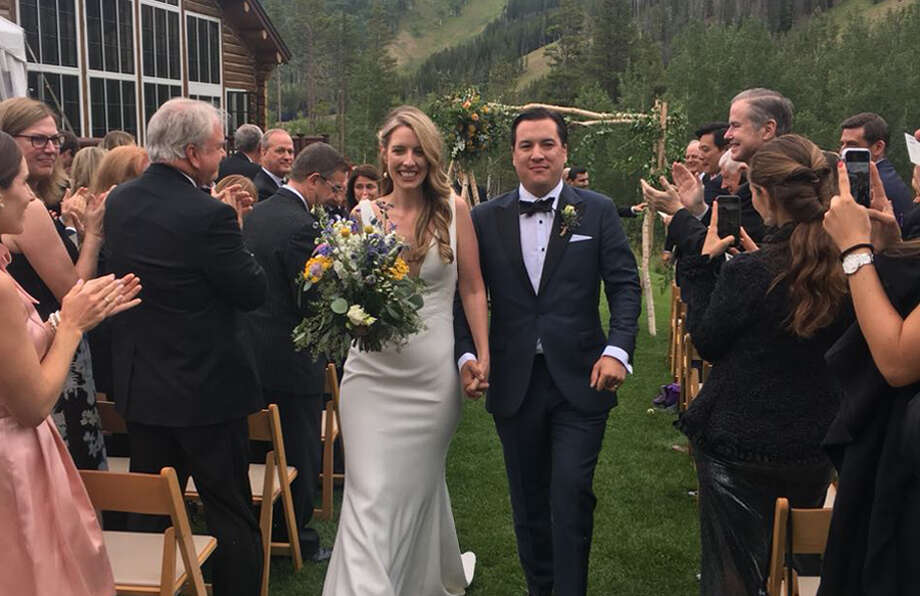 New Canaan: Jillian Badanes recently wed Jaime Ortiz in Colorado. Jillian Claire Badanes, Jaime Eduardo Ortiz