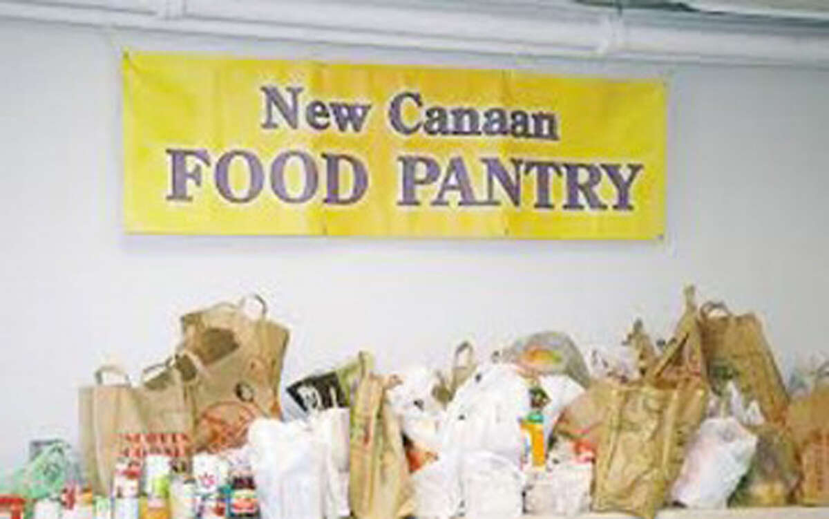 The New Canaan Food Pantry needs items.