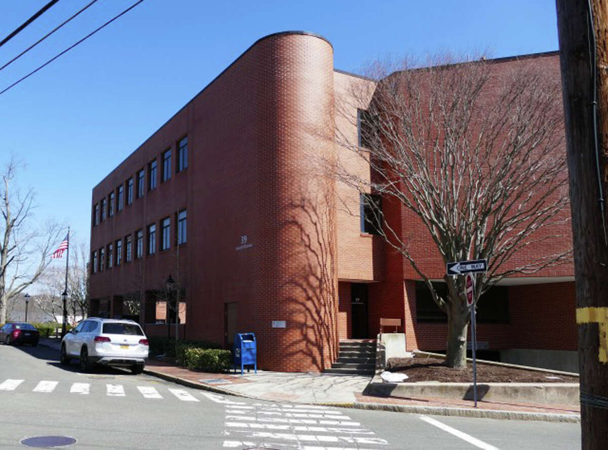 The New Canaan School District's headquarters, 39 Locust Ave. in New Canaan, Conn. Contributed photo