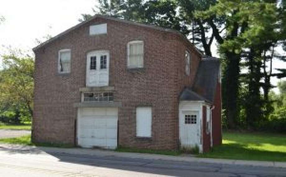 The vacant, run-down brick building on Richmond Hill Road in Mead Park. — Advertiser photo