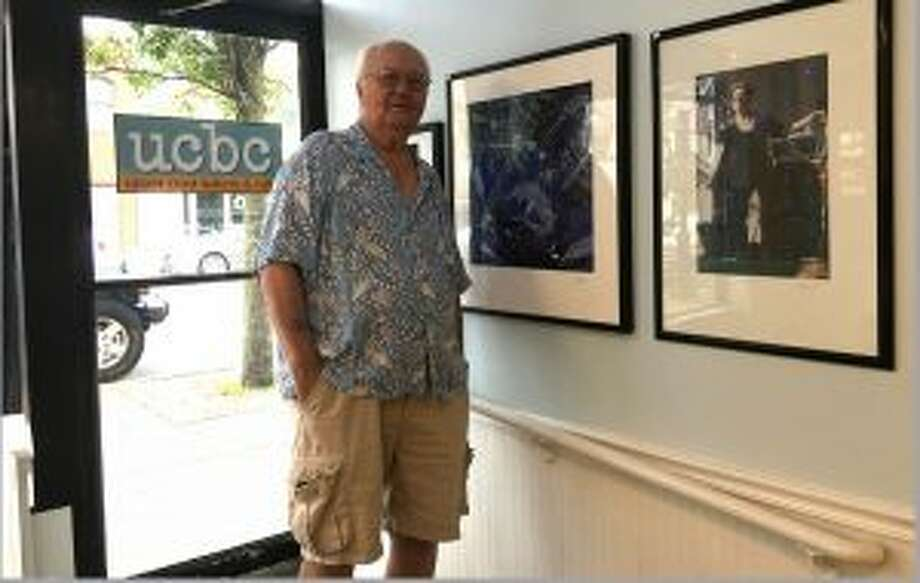 New Canaan: Local photographer Norm Jensen