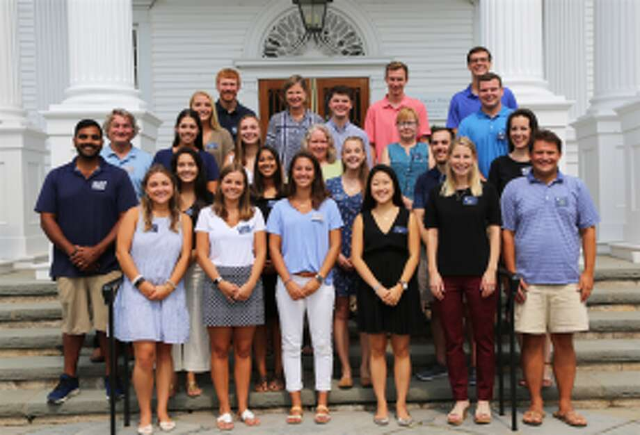 Sixteen apprentice teachers, new faculty and staff have joined New Canaan Country School.
