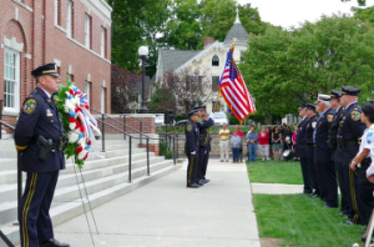 The Town of New Canaan is going to hold a 9-11 Observance this coming Tuesday, Sept. 11, 2018.