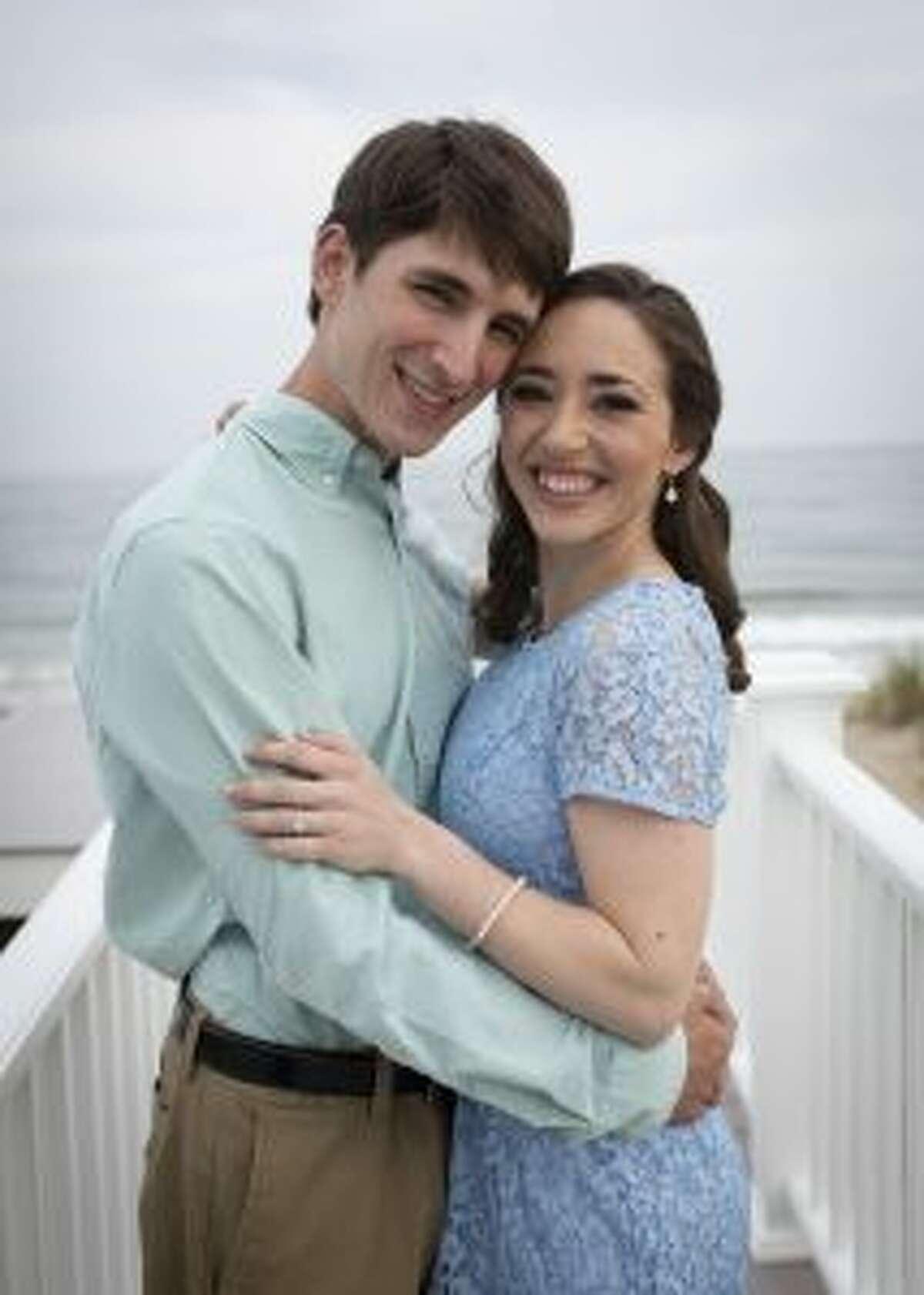 Nicholas Van Houten, Kristen Hogan
