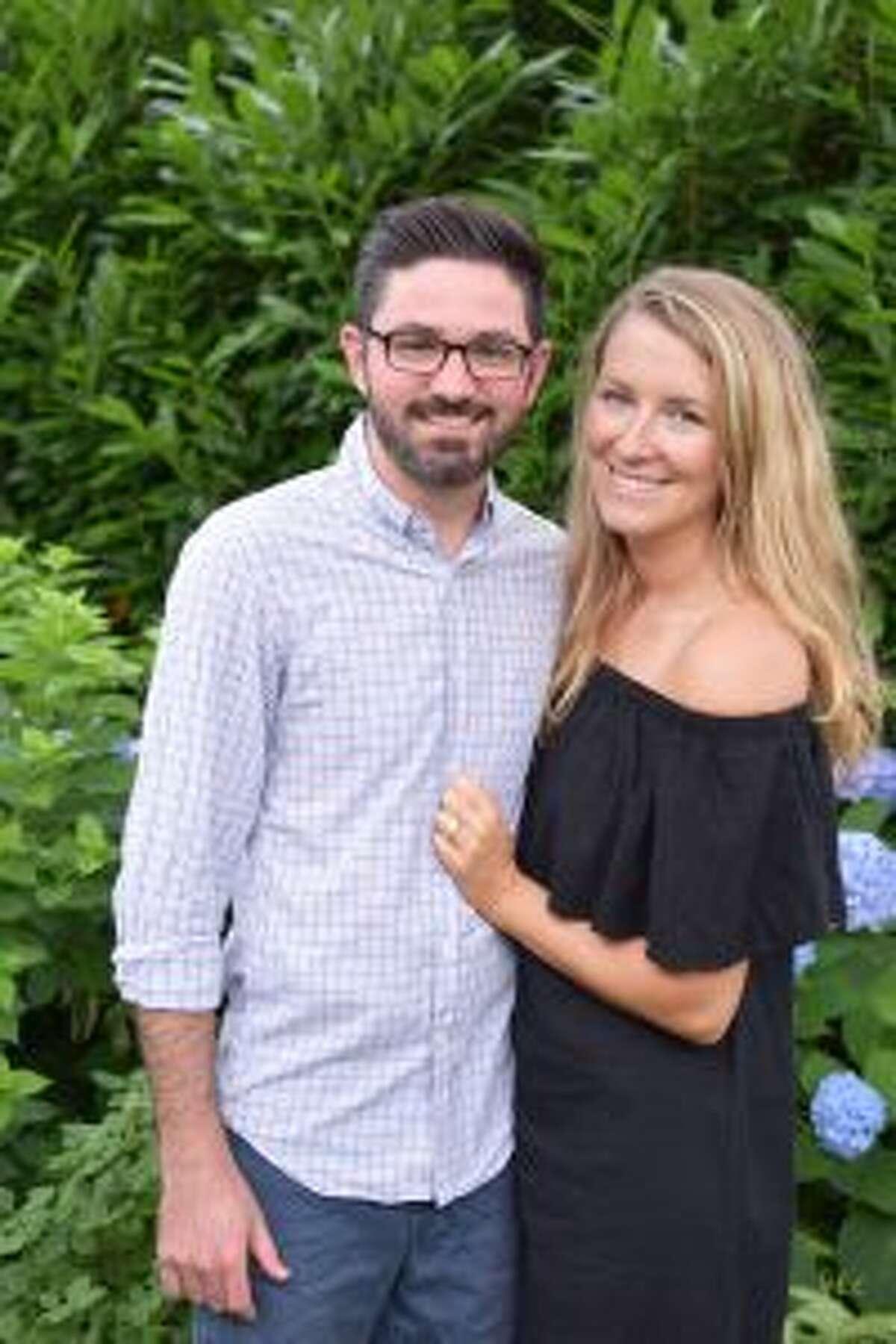 Nadina Dora Bourgeois and Jeffrey Neal Casullo were married on Aug. 25, 2018. Jeffrey Casullo, Nadina Bourgeois