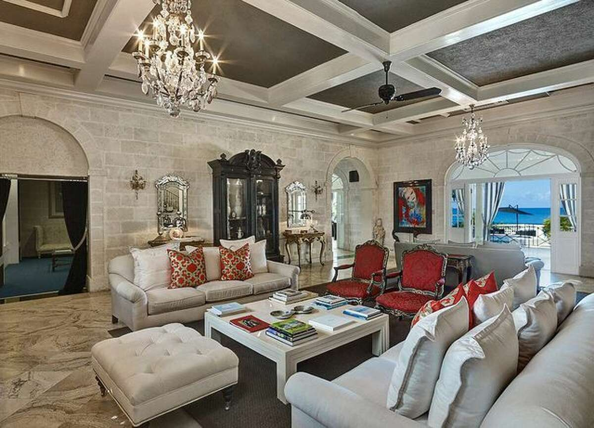 Prince Harry once stayed in an ultraluxe villa in Barbados that recently hit the market for a whopping $40 million.