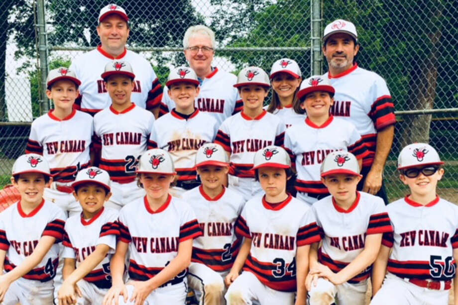 The New Canaan 9-year-old All-Stars.