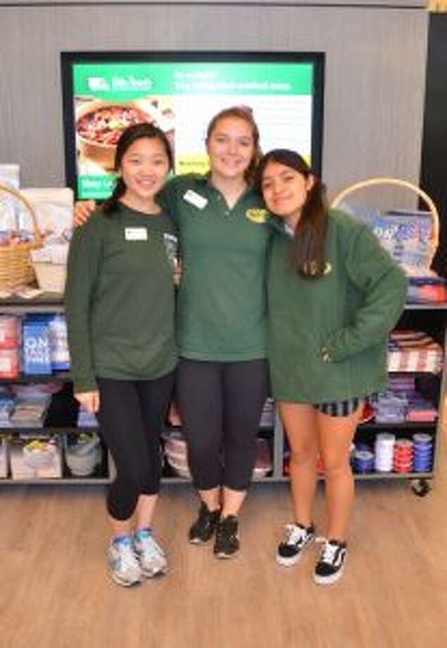 Hiring students is a tradition at Walter Stewart's Market in New Canaan.