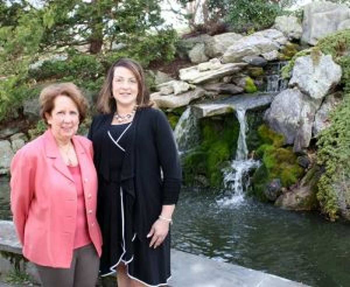 Waveny LifeCare Network recently welcomed department heads, Janice Kohn, M.S.W., director of Resident Services, left, at The Inn, and Elena Westhaver, director of Services for Waveny at Home. - Contributed photo. New directors have joined the Waveny LifeCare Network in New Canaan.