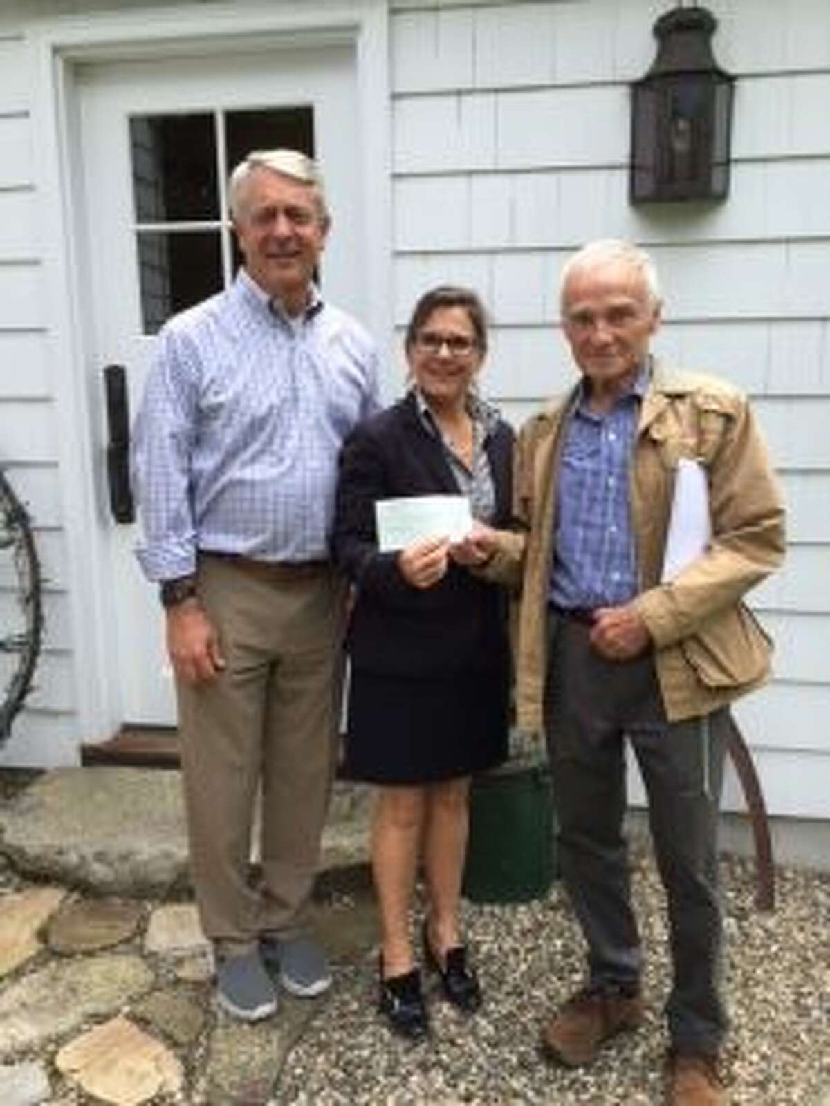 The New Canaan Library is the recipient of the STEAM grant.