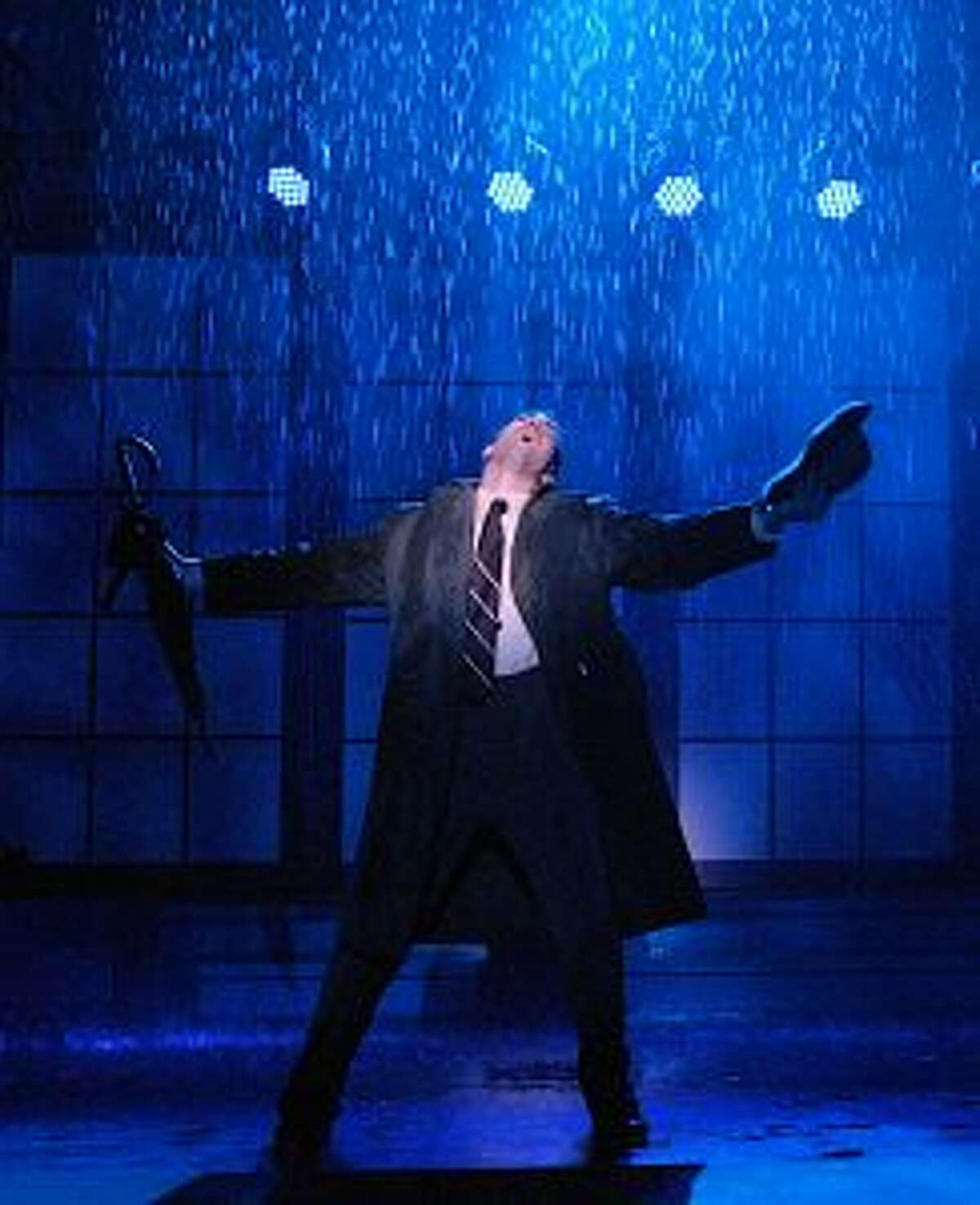 Singing in the Rain from the 2017 season