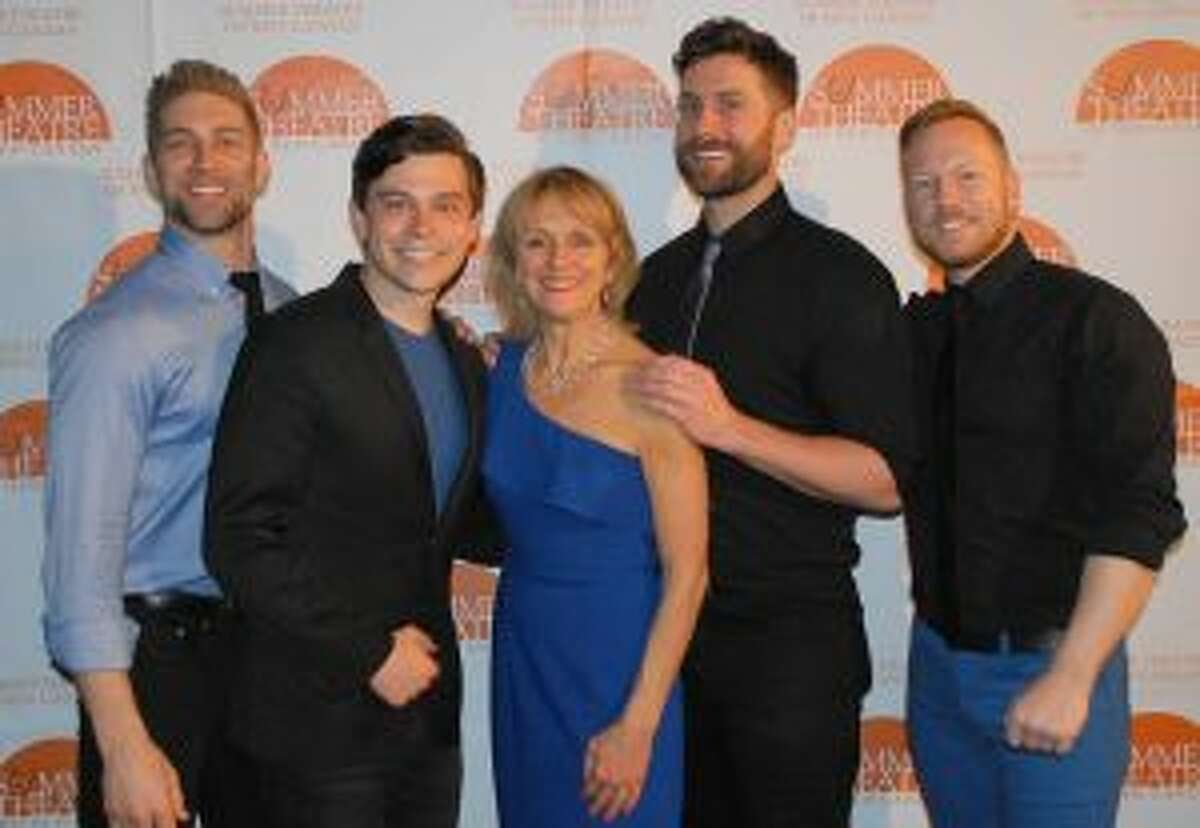 Ensembles recently took the stage at the Summer Theatre of New Canaan (STONC) recent gala.