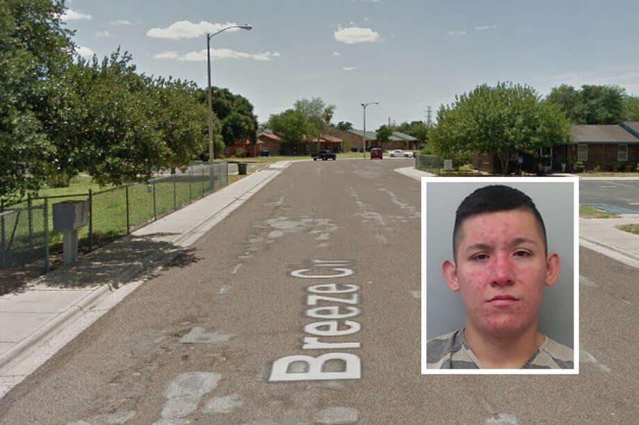 A man has been arrested for trespassing into a home, according to Laredo police. Photo: Google Maps/Street View