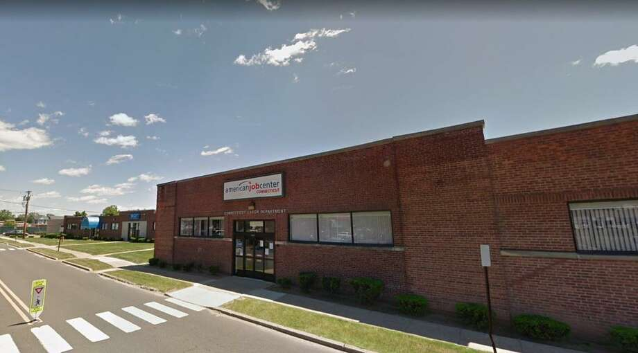 Hamden American Job Center, 37 Marne St., Hamden. Photo: Google Maps