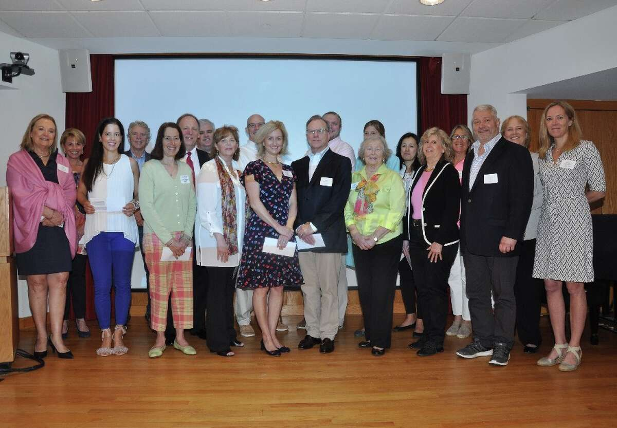The group that represented organizations receiving grants in the Arts, Culture and Community Resources category