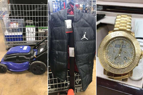 The San Antonio Police Department is auctioning off 100 items on June 27, 2019.