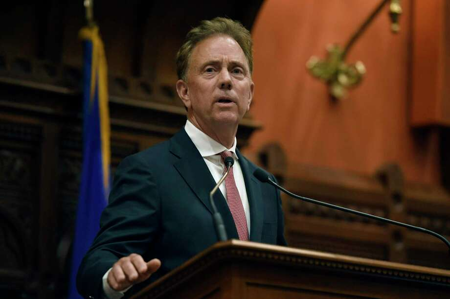 Gov. Ned Lamont Photo: Jessica Hill / Associated Press / Copyright 2019 The Associated Press. All rights reserved