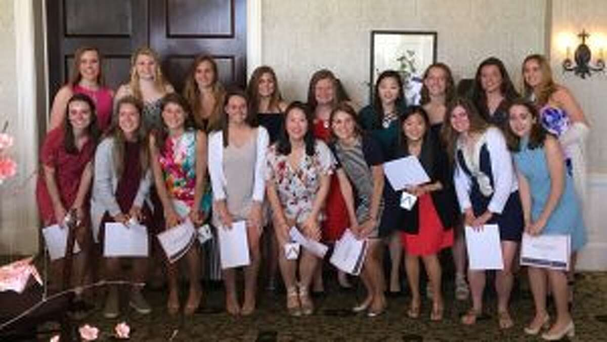 New Canaan: The National Charity League Class of 2018 was recently recognized at a luncheon.