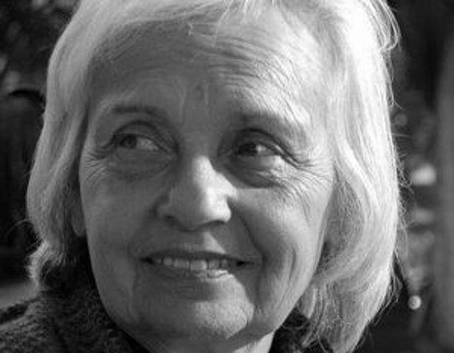"A New Canaan resident has received Columbia University's ""Seminars"" award. Gertrude Schaffner Goldberg"