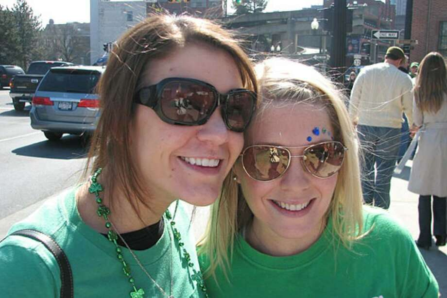 Were you seen at 2009 St. Patrick's Day Parade? Photo: Kristi L. Gustafson