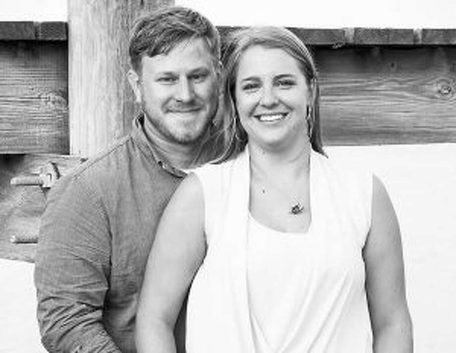 New Canaan: Hayley Wolfgruber and Nate Williams are engaged to be married. Nate Williams, Hayley Wolfgruber