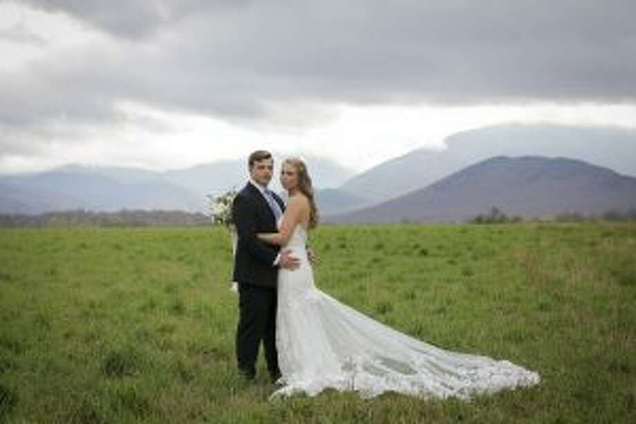 New Canaan: Hannah Utley and Brendan Letarte recently wed in Lake Placid. Brendan Letarte and Hannah Utley